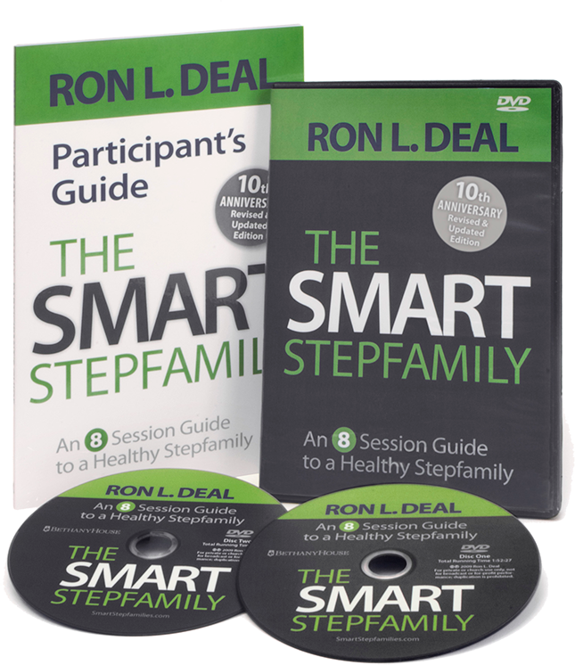 The Smart Stepfamily 8-session DVD Series